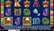 Herní casino automat Ruby Avalon online zdarma