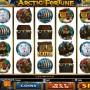 Casino automat Arctic Fortune zdarma