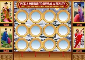 Hrací online automat Asian Beauty
