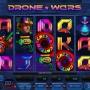 Obrázek scatteru z casino online automat Drone Wars