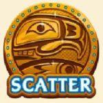 Scatter symbol z online automatu bez registrace Eagle´s Wings