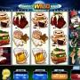 Hrací online automat Santa´s Wild Ride