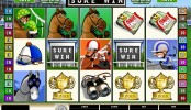 Casino automat Sure Win online