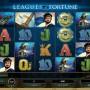 Automat Leagues of Fortune zdarma bez registrace