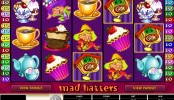 Automat Mad Hatters online zdarma