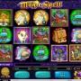 Online hrací automat Magic Spell