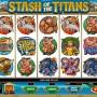 Výherní automat Stash of the Titans online zdarma