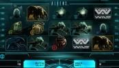 Herní casino automat zdarma Aliens