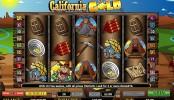 Vyherni online automat California Gold zdarma