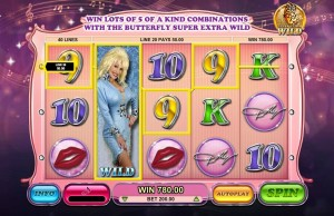 Online automat zdarma Dolly Slot bez registrace
