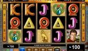 Zdarma hrací automat Grace of Cleopatra