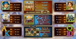 Herní online automat zdarma Imperial Wars