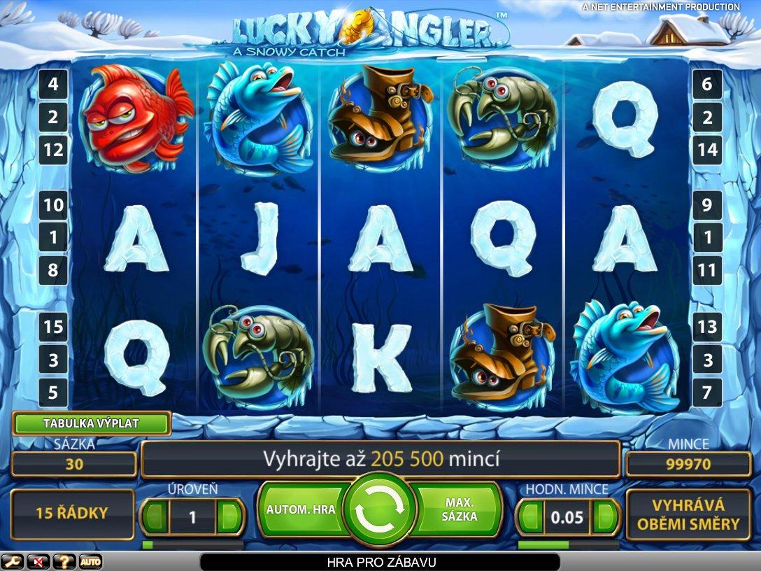 casino de online angler online