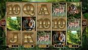 Výherní automat Untamed Bengal Tiger zdarma