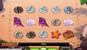 Online casino herní automat Beach zdarma