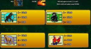 Herní online automat Gorilla Chief 2 zdarma