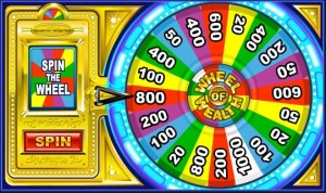 Online hrací automat Wheel of Wealth Special Edition