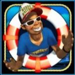 Casino online automat Wild Catch - bonusový symbol