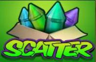 Scatter symbol z automat Wild Rockets online zdarma