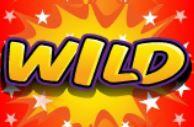 Wild symbol z casino automat Wild Rockets