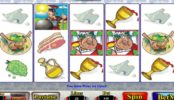 Herní online automat Caesar Salad