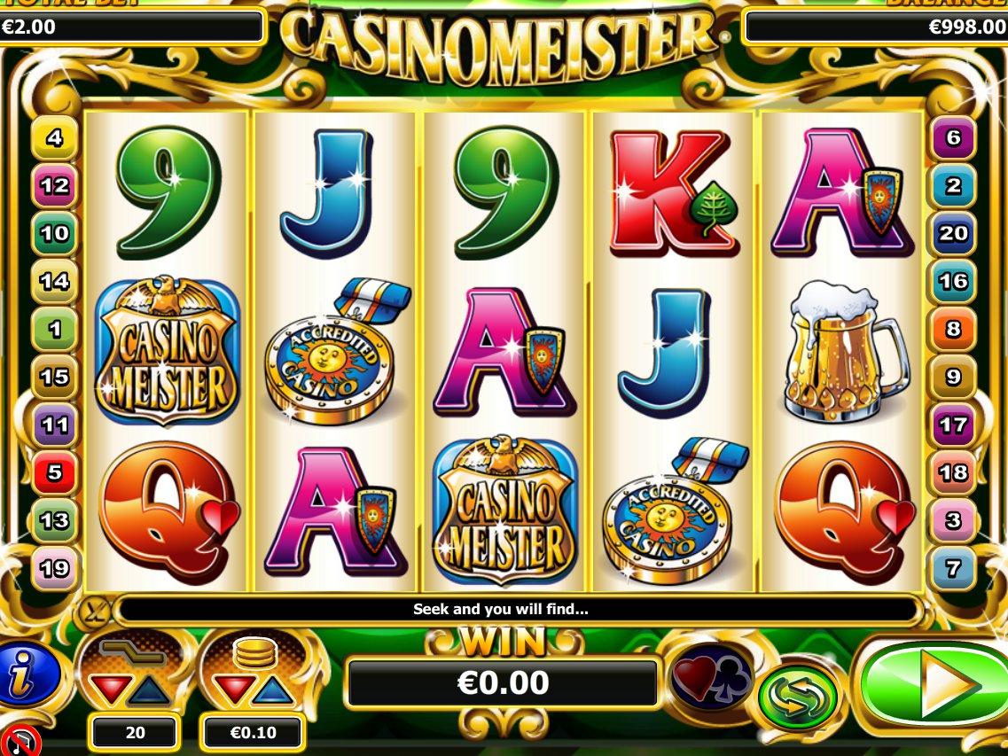 automat casino