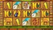 Herní casino hra Desert Treasure online