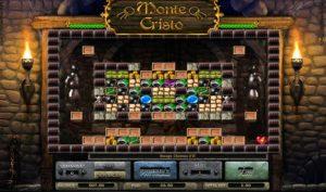Herní casino automat Monte Cristo online