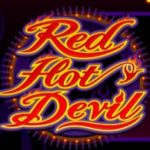 Red Hot Devil casino slot - bonusový symbol