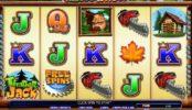 Casino automat Timber Jack online zdarma bez registrace