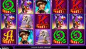 Obrázek ze hry automatu Brilliant Circus online