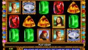Herní automat Da Vinci Diamonds zdarma online