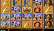 Egypt Sky online kasino automat