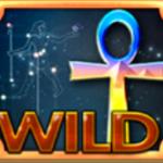 Wild symbol ze hry automatu Egypt Sky online