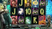 Obrázek z hracího automatu Franknslot's Monster