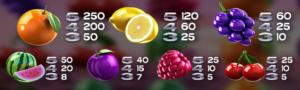 Obrázek automatu Fruit Zen online zdarma bez registrace