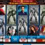 Obrázek ze hry automatu Iron Man 2 - 50 Lines online