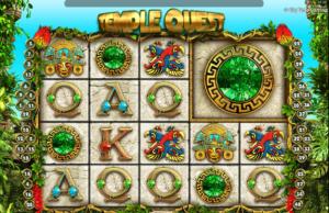 Herní kasino automat Temple Quest