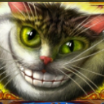 Obrázek ze hry automatu Alice in Wonderslots
