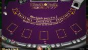Karetní casino hra BlackJack Multihand VIP