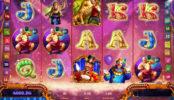 Casino hrací automat Circus Deluxe zdarma