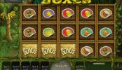 Herní online automat zdarma Fruit Boxes