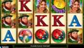 Casino automat Game of Luck online zdarma