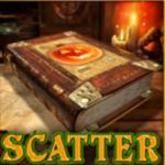 Scatter symbol - Halloween