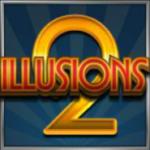 Scatter symbol ze hry automatu Illusions 2 bez registrace