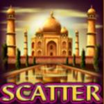 Scatter symbol - Kashmir Gold