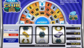 Automat Millionaires Club bez registrace online