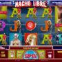 Casino výherní automat Nacho Libre online bez registrace