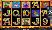 Herní online automat Cleopatra Queen of Slots