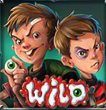 Wild symbol ze hry automatu Dracula's Family online